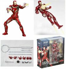 figure complex MOVIE REVO IRONMAN MARK45 Action Figure Revoltech From Japan