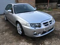 2005 (05) MG ZT 180+ Sports Automatic in Starlight Silver