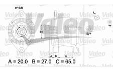 VALEO Alternador para RENAULT MEGANE CLIO KANGOO SCENIC TRAFIC ESPACE OPEL