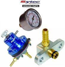 MSV Combustible Regulador de la presión + Indicador De Combustible Kit Toyota MR2 2.0 Turbo MK2