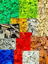 SALE! BULK LEGO LOTS 100, 200, 500 **YOU CHOOSE COLOR **RANDOM PIECE SELECTION!!