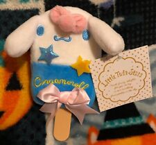 Sanrio Little Twin Stars Popsicle Ice Cream Cinnamoroll Plush Keychain