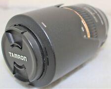 Tamron SP A005 70 - 300 mm f/4.0-5.6 lens