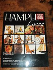 CATALOGUE VENTE HAMPEL 19-20 SEPTEMBRE 2013 MOBILIER, SCULPTURE, OBJETS D'ART