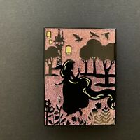 Rapunzel Tangled Silhouette Glitter - Limited Edition 75 FANTASY Disney Pin 0