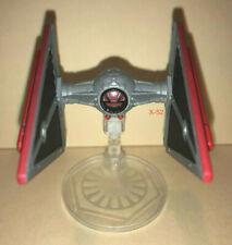 STAR WARS Hot Wheels TIE DAGGER sith fighter ship diecast toy Rise Of Skywalker