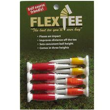 Green Gear Golf Co. FlexTee - Standard - 8 Pack