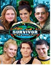 SURVIVOR  6 (2003) THE AMAZON - Rio Negro, Brazil US TV Season Series NEW DVD R1