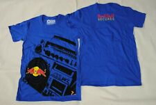 RED BULL RECORDS AMP BLUE T SHIRT NEW OFFICIAL AWOLNATION BEARTOOTH THE ACES