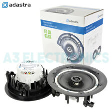 """Bluetooth 6.5"""" Ceiling Speakers Kit with Active Amplifier - 12v"""