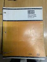 CASE 450c 455c CRAWLER TRACTOR DOZER PARTS BOOK MANUAL Dealer Vintage