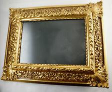 Schöner Goldrahmen, Holz, nach Florentiner Vorbild gefertigt, 52x42 cm.   (K4)