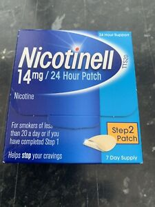 Nicotinell 14 Mg 24 Hour Patches