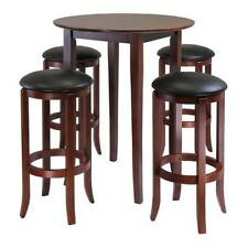 Oval pub table dining furniture sets ebay round pub table dining furniture sets watchthetrailerfo