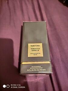Tom Ford Tobacco Vanille 100ml Eau De Parfum RPR 210£