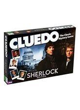 Cluedo Sherlock Edition Board Game BBC 100 Complete 2012 Hasbro