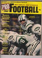 Pro Football Mag Joe Namath New York Jets 1969 011820nonr