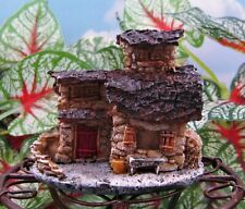Miniature Dollhouse Fairy Garden Micro Ranch Troll House - Buy 3 Save $5