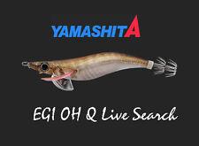 Yamashita EGI OH Q LIVE SEARCH #2.5 Basic N02/NAJK Warm Jacket Rattle Squid Jig