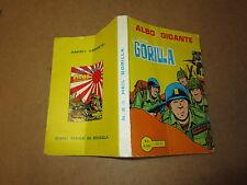 ALBO GIGANTE GORILLA N° 2 COLLANA JOE GORILLA SUPPLEMENTO AL N°3 EDIZ.M.C.