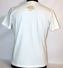 Prima Classe maglia bianca t shirt manica corta Alviero Martini M L uomo