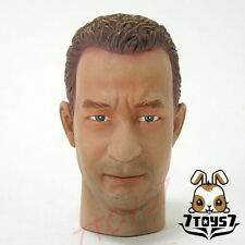 ACI 1/6 Modern Hero 1_ Head#6sp Captain Miller Tom Hanks _Saving Ryan ATX01I