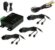 Panel Mount Remote Control Extender Kit-for 6 devices