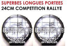 2 SUPER PHARES 24CM! RS T16 STI ABARTH WRX STI M3 M5 911 F1TEAM CUPRA FR GTI GTD