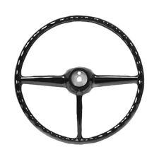 47 - 53 Chevy Pickup Truck Steering Wheel - Black