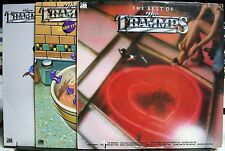 3 VINYL RECORD ALBUM SOUL FUNK LP THE TRAMMPS BEST OF MIXIN' IT UP SLIPPING OUT