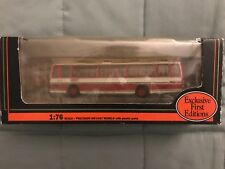 Exclusive First Editions Plaxton Coach S.U.T. (15705) 1:76 scale. Boxed!