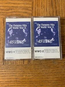 The Famous Hits Of World War 2 Cassette