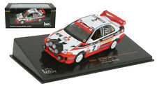 IXO RAM522 Mitsubishi Carisma GT Winner RallyGB 1998 - Richard Burns 1/43 Scale