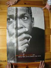 John Coltrane Poster Face Shot