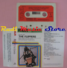 MC THE FLIPPERS At full time 1981 italy RCA NK 33179 cd lp dvd vhs