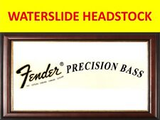 WATERSLIDE HEADSTOCK FENDE PRECISIO BASS VISIT OUR STORE WITH MANY MORE MODELS