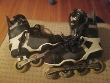 New listing CCM Tacks RH970 Size 8 D/A Mens Inline Hockey Roller Skates + FAST SHIPPING!!!