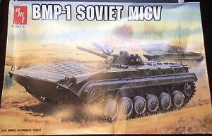 AMT BMP-1 Soviet MICV Model Kit 1/35