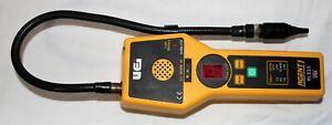 UEi Agent1 RLD15 Refrigerant Leak Detector with Gooseneck Probe tested