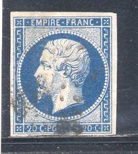 France N° 14A FOND LIGNE, TB