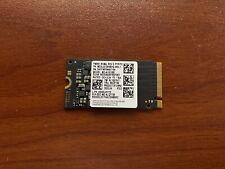 Samsung 128GB M.2 PCIe NVMe SSD 2242 w/2280 adapter MZALQ128HBHQ-000L1