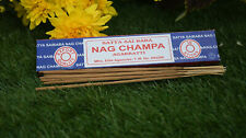 Satya Nag Champa Incense Sticks 15gm ~ Buy 7 and get 5 FREE (FREE SHIPPING)