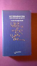 Necronomicon Storia di un libro che non c'è - Sergio Basile - Fanucci Lovecraft