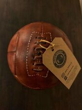 Retro Reborn vintage Style Real Leather Football Size 5