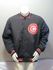 Vancouver Canadians Jacket - Black Bomber by Jersey Express - Men's Large