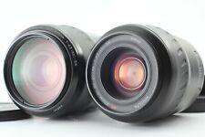 [Lot Two Lens] MINOLTA AF ZOOM XI F4.5-5.6, 80-200, 100-300, SET JAPAN #0803