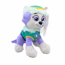 "8"" Paw Patrol Character Everest Stuffed Animal Plush Toy USA Seller"