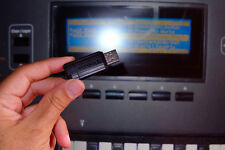 usb con 550 sounds programs per Kurzweil pc3k6 pc3k7 pc3k8 k2500 k2600 kore 64