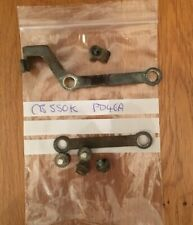 Honda CB550K Carburettor brackets choke cable clamp 1977-78 , See below