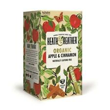 💚 Heath & Heather Organic Apple & Cinnamon Infusion 20 bags